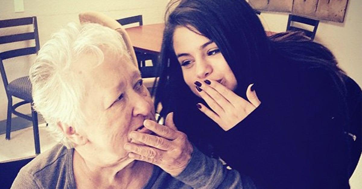 20 razones por las que tu abuela es tu persona favorita en el mundo