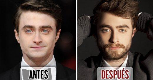 20 antes y después que prueban porque los hombres con barba son lo más sexy que hay en el mundo