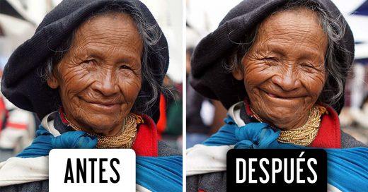 """Un fotógrafo les dijo """"bonitas"""" y el efecto que provoca ¡es adorable!"""