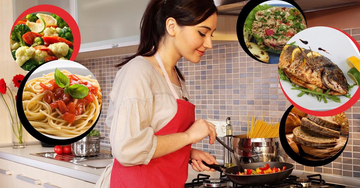 5 básicos de cocina que necesitas conocer si piensas vivir sola