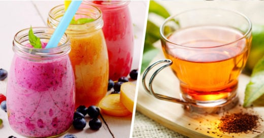 10 Deliciosas bebidas para bajar de peso y tonificar tu cuerpo