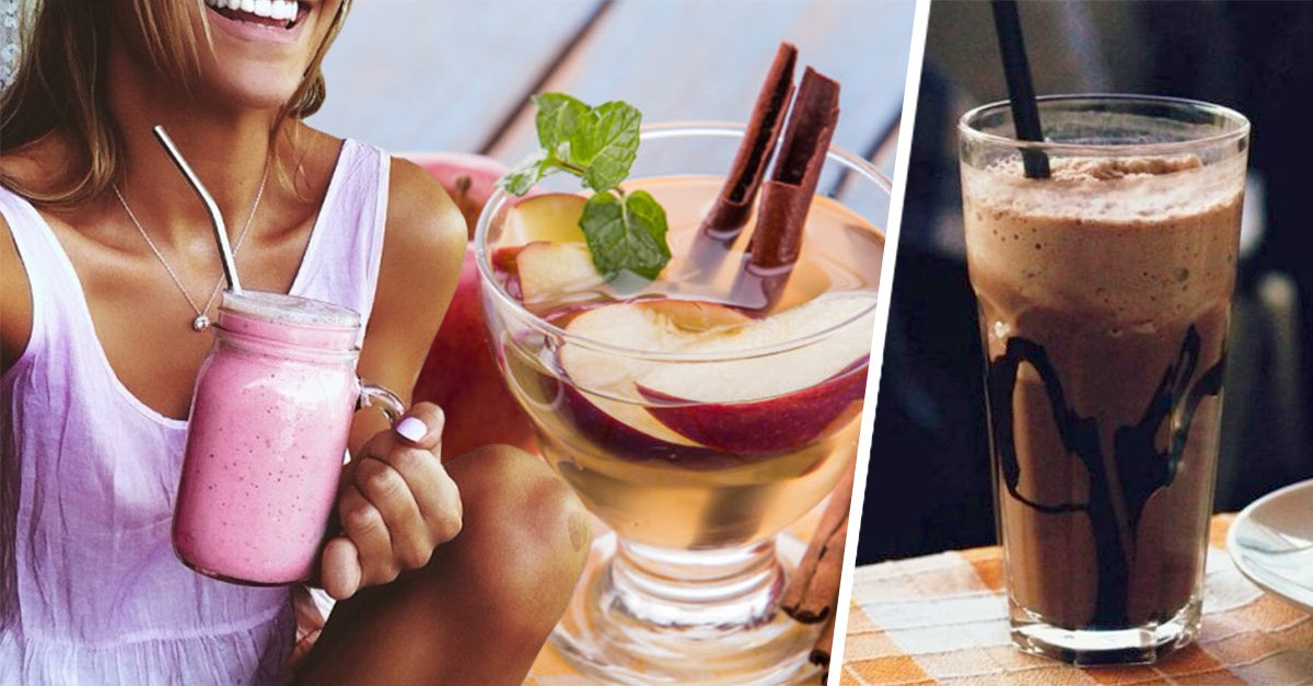 10 bebidas para quemar grasa y acelerar tu metabolismo en las fiestas decembrinas