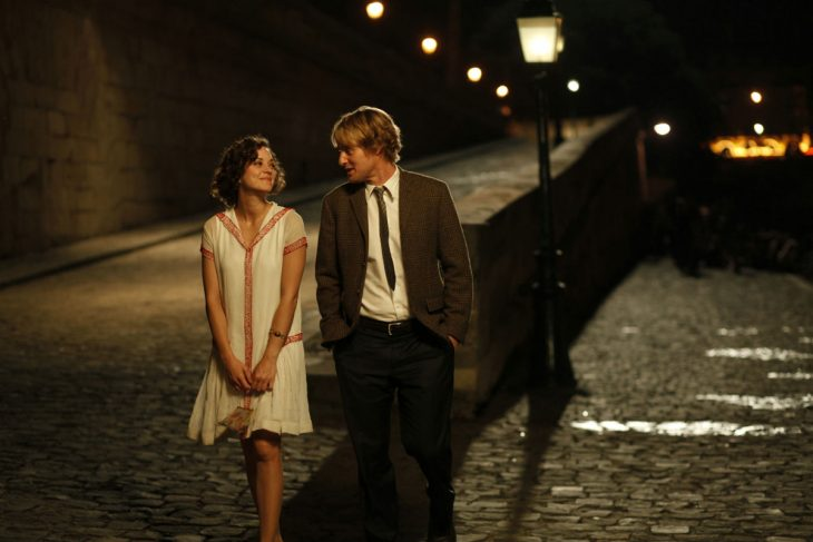 Film Midnight in Paris.