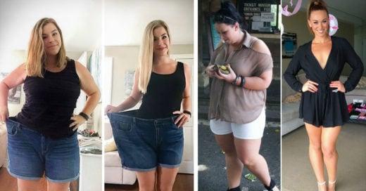 10 Confesiones inspiradoras de personas que vencieron el sobrepeso