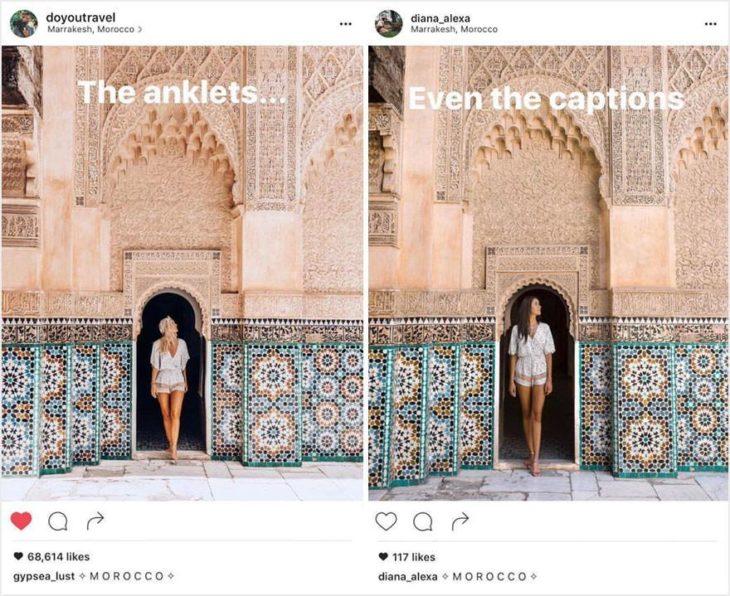 Original photograph and copy.