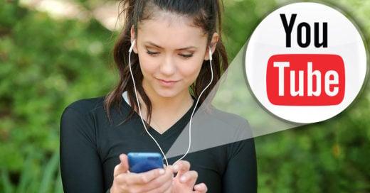 Escuchar música de YouTube mientras usas tu teléfono ya es posible