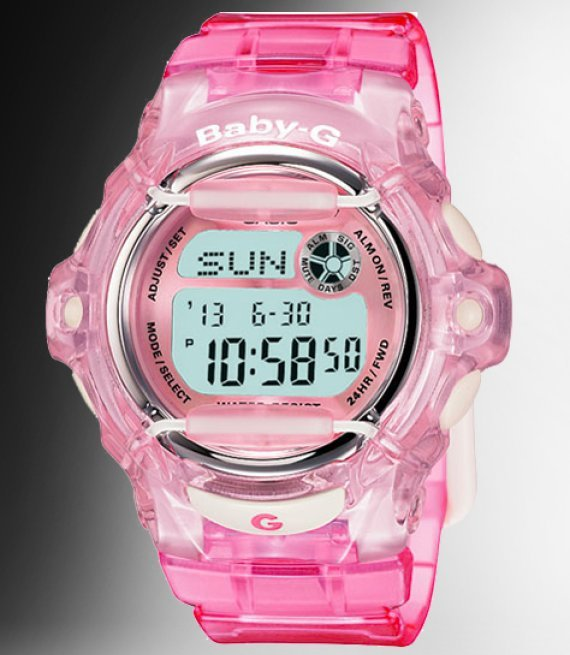 Reloj Baby G.