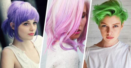 15 fotografías que te harán querer teñirte el cabello ahora mismo
