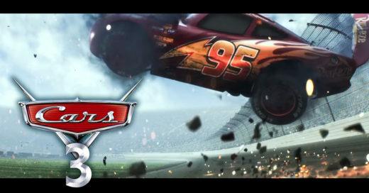 Lanzan el nuevo tráiler de 'Cars' ¡y es impactante!