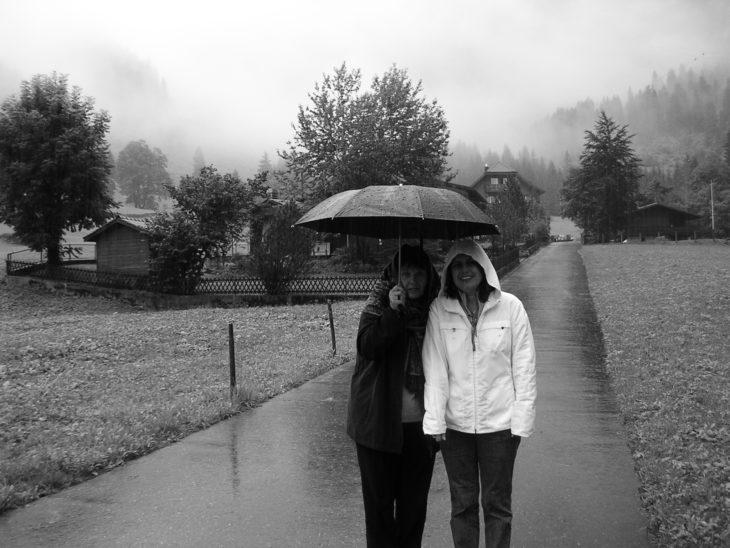 Hermanas lluvia