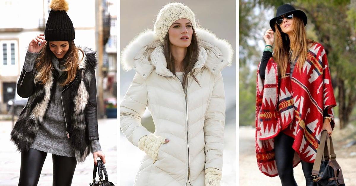 10 Outfits increíbles para que luzcas genial este invierno