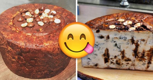 El alimento perfecto fue creado: ¡El queso con chocolate es todo lo que necesitas a partir de hoy!