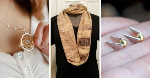 25 regalos que todo amante de Harry Potter querra tener