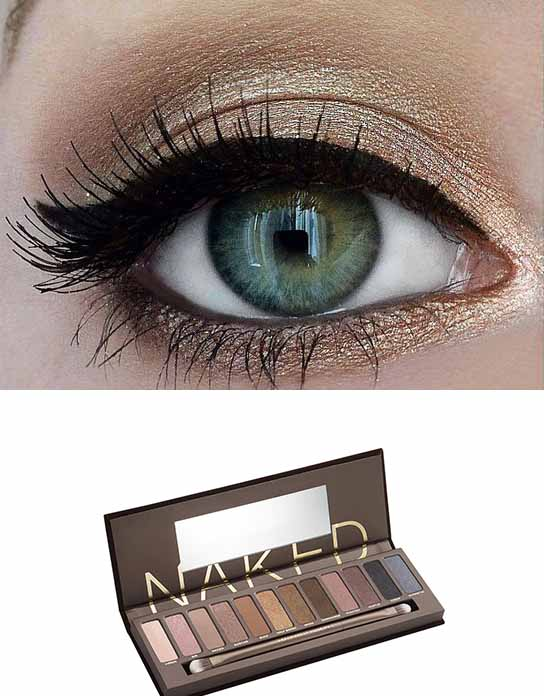 Naked Shadow Palette.