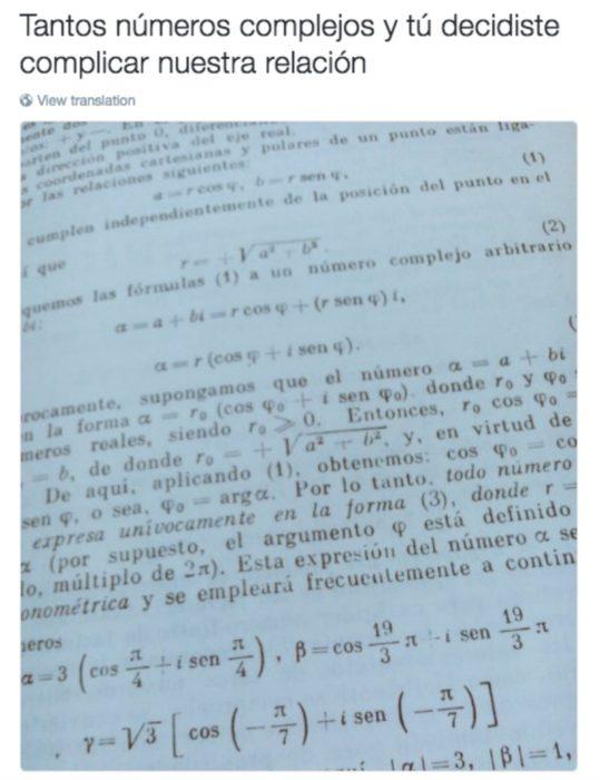 captura de libro de algebra