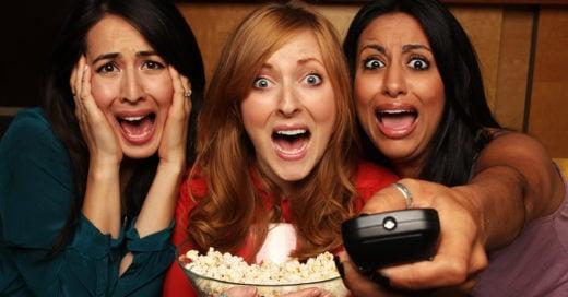 10 películas de terror que te ayudaran a bajar de peso