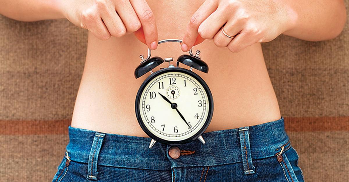 Perdida de peso y retraso menstrual sin embarazo
