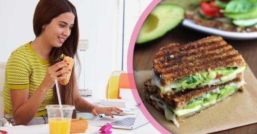 10 recetas sencillas y deliciosas para llevar al trabajo