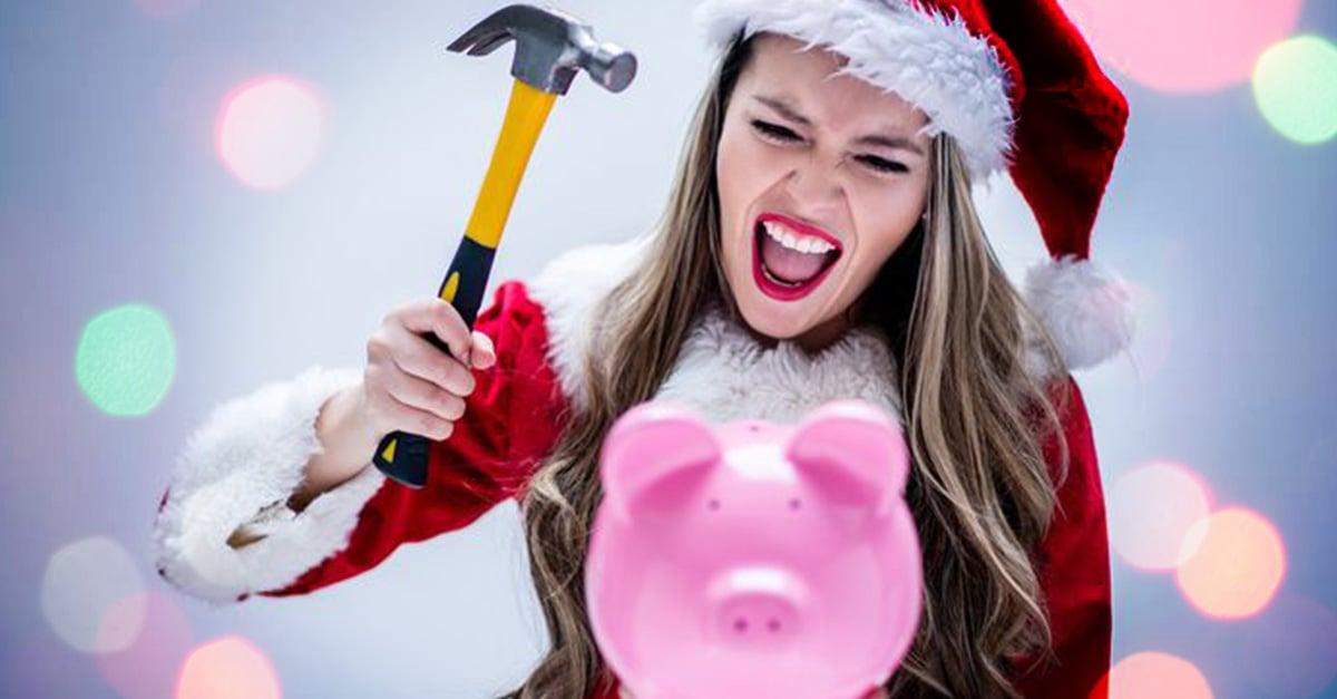¡No tires tu dinero! Estos 10 tips te ayudarán a ahorrar en navidad