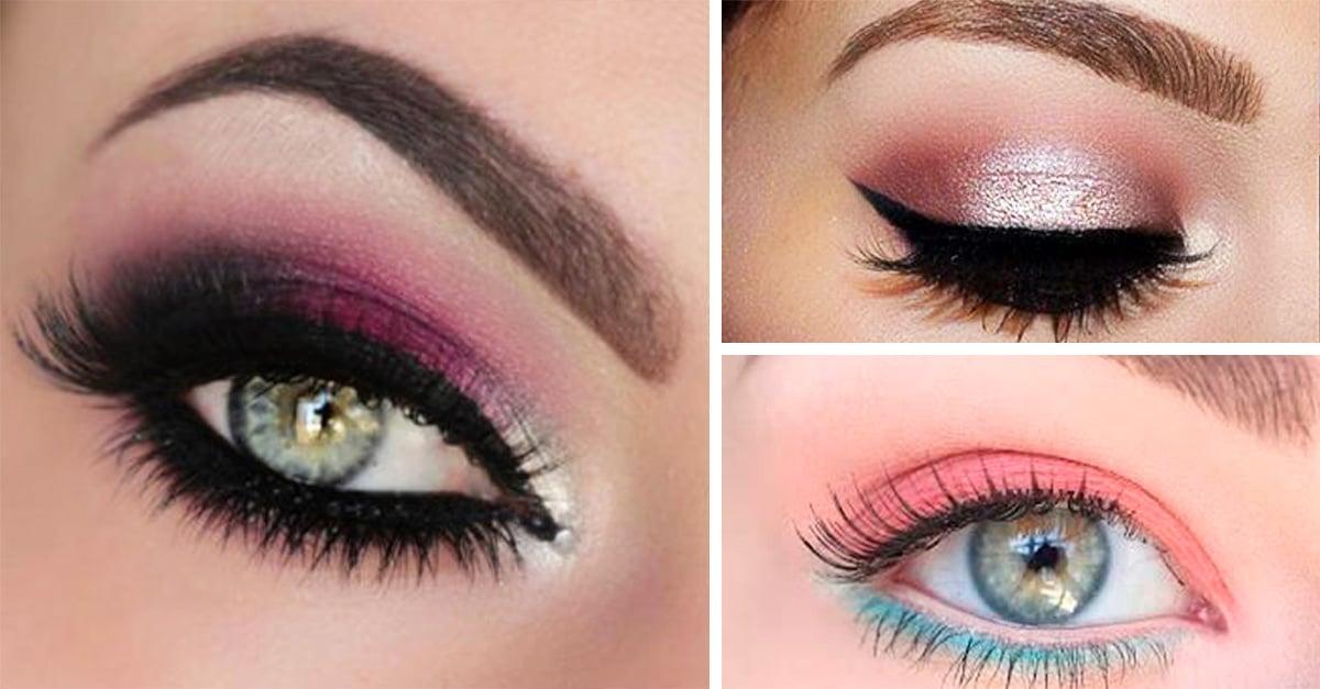 10 Tutoriales Para Maquillar Tus Ojos Color Rosa