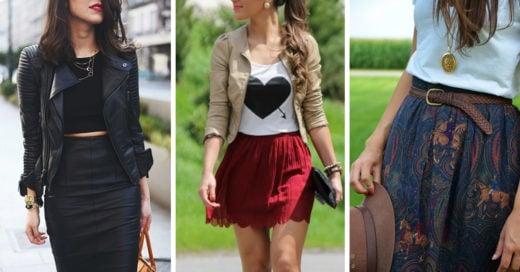 11 consejos para usar faldas a la cintura sin preocuparte