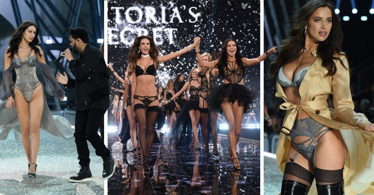 15 cosas impactantes que sucedieron en el Victoria Secret Fashion Show
