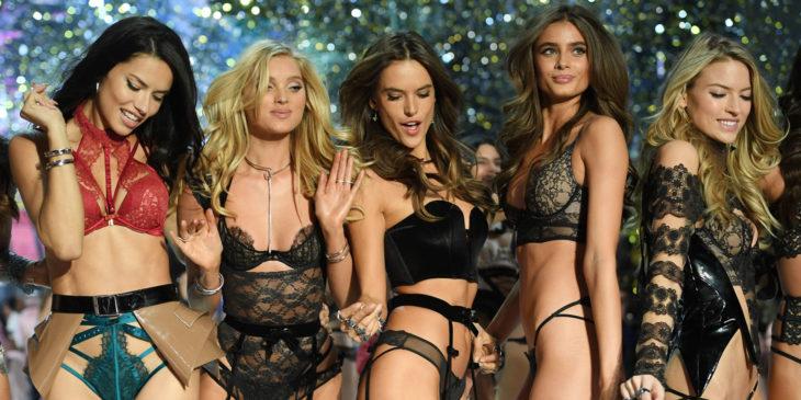 Modelos de Victoria Secret