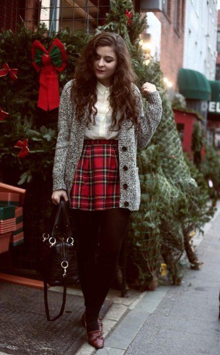 outfit para navidad
