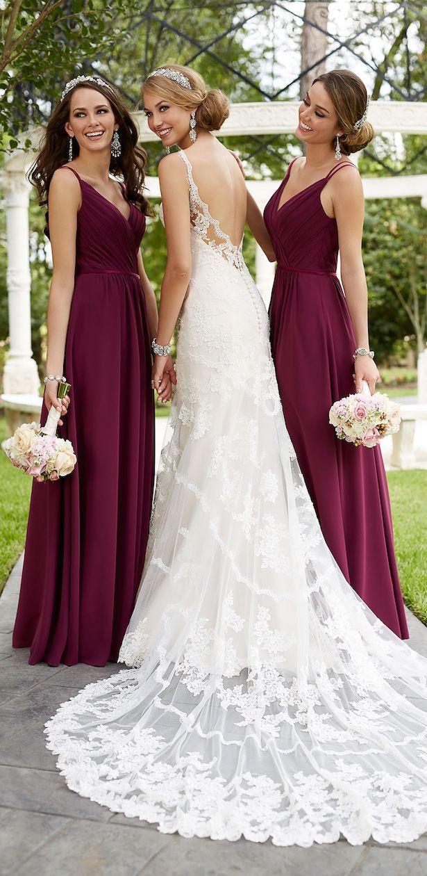 c0e2d904a 15 vestidos de dama de honor que te dejaran sin palabras