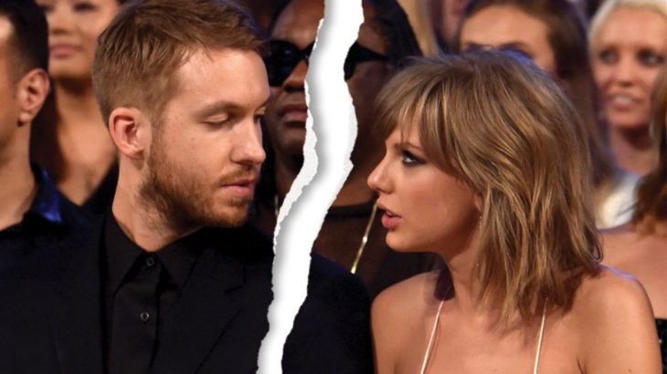 Taylor Swift y Calvin Harris rompieron