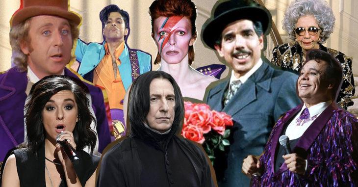 Muertes de celebridades en el 2016