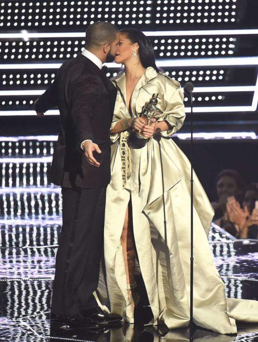 Drake y Rihana terminan su relación