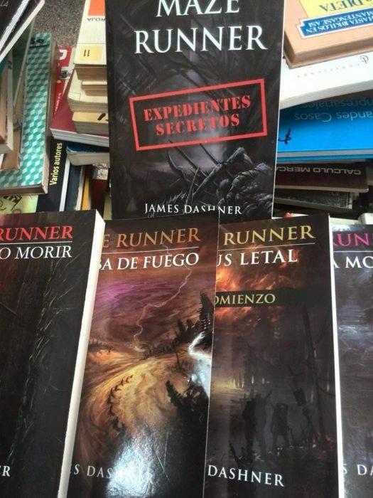 maze runner saga