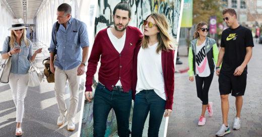 20 parejas que combinan hasta en la ropa