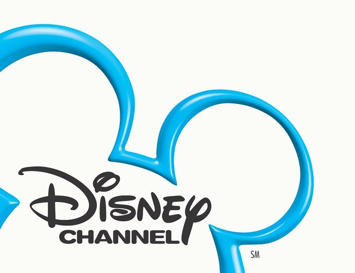 logotipo de disney channel