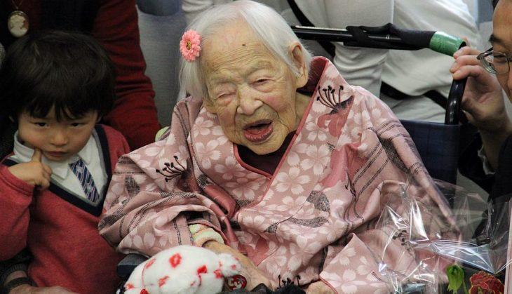 mujer más anciana del planeta tierra