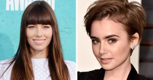 8 cortes increíbles para chicas de cabello lacio