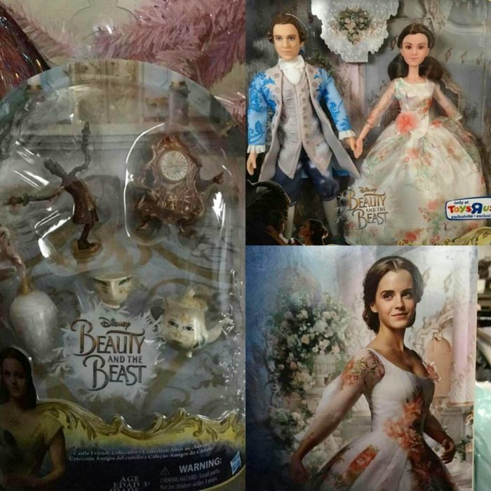muñecas Baribe de príncipe y princesa