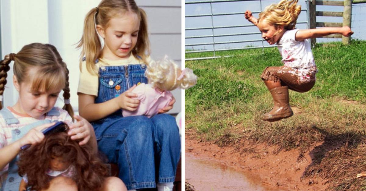 Cosas que olvidamos de nuestra infancia