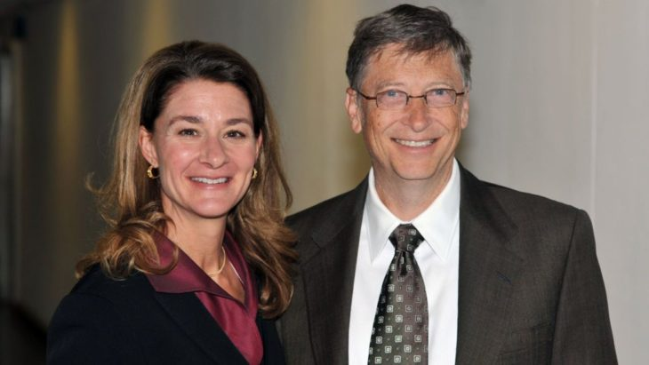 Melinda Ann French esposa de Bill Gates