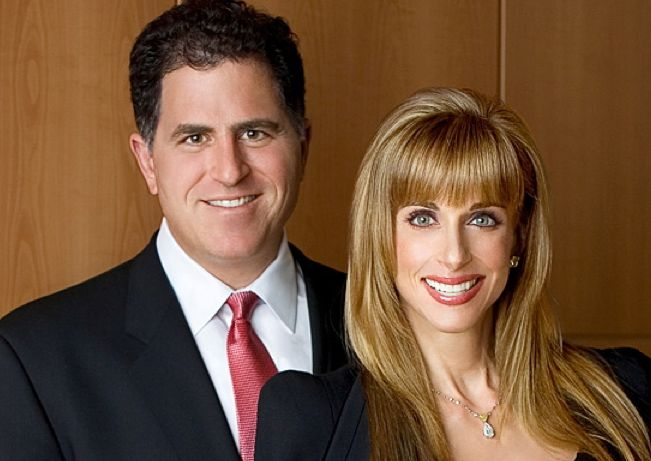 Susan Lynn Liberman, esposa de Michael Dell