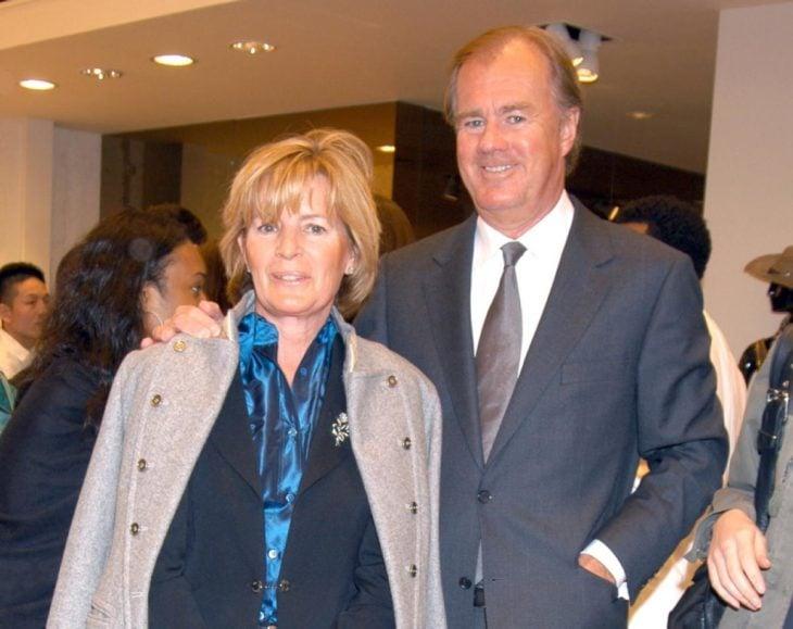 Carolyn Persson, esposa de Stefan Persson