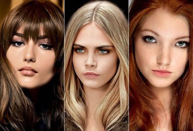 modelos de tinte para el cabello