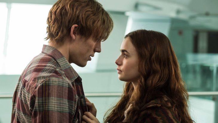 Escena de la película 'Love, Rosie'