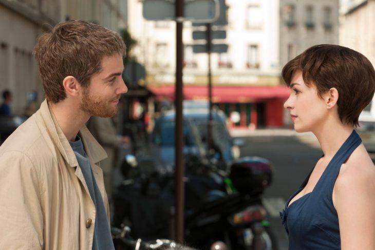Escena de la película One day