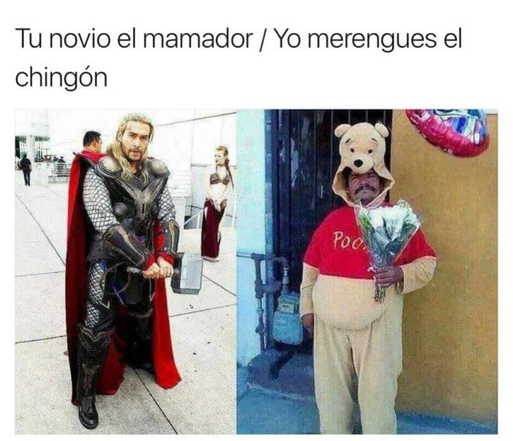 meme Yo merengues