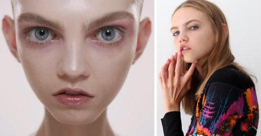 Molly Blair la modelo andrógina que domina las pasarelas