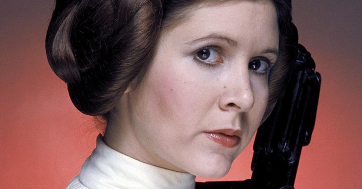 Muere Carrie Fisher, la leyenda de Star Wars