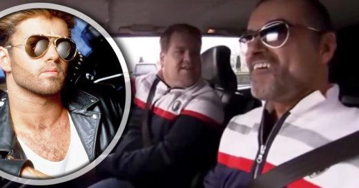 Muere George Michael y lo recordamos durante el primer episodio de Carpool Karaoke