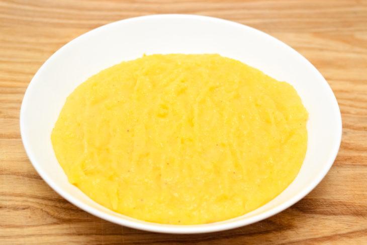 Papilla de maíz